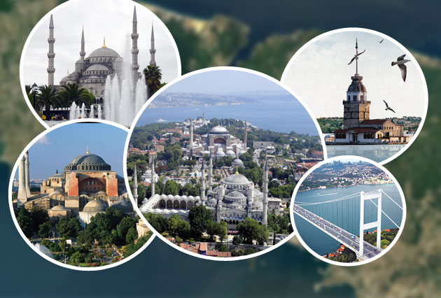 Excursions in Istanbul