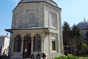 Tomb of Hjurrem Sultan