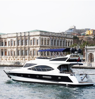 Yacht in Istanbul Vip-K6 tour