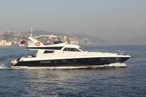 Bosphorus tour by individual yacht