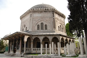 Tomb of Sultan Suleyman
