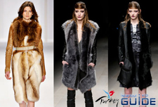 Leather and fur in Istanbul